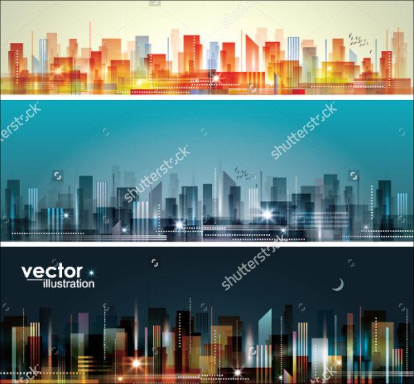 landscape-city-silhouette