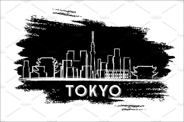 grunge-city-silhouette