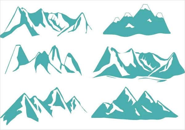 free-printable-mountain-silhouette