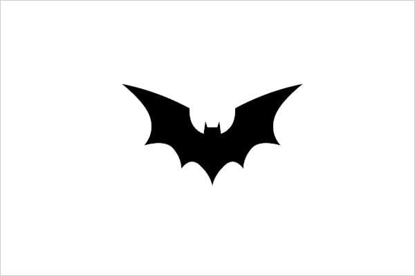 Batman Symbol Silhouette