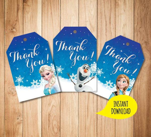 frozen-thank-you-tag
