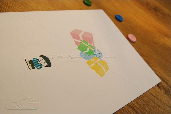 Free Printable Greeting Card