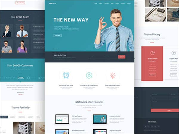 free-one-page-bootstrap-template