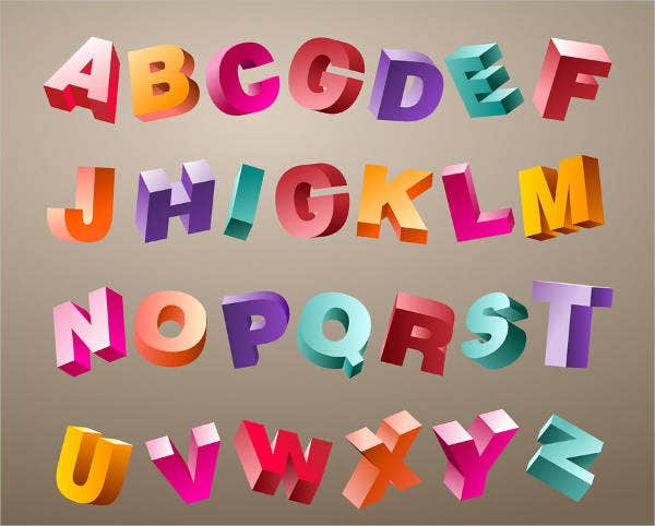 3d-printable-letters