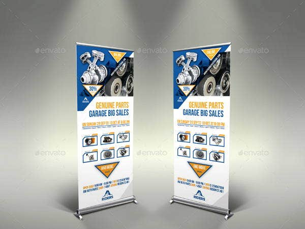 auto-signage-banner-template