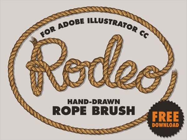 hand-drawn-rope-brushes