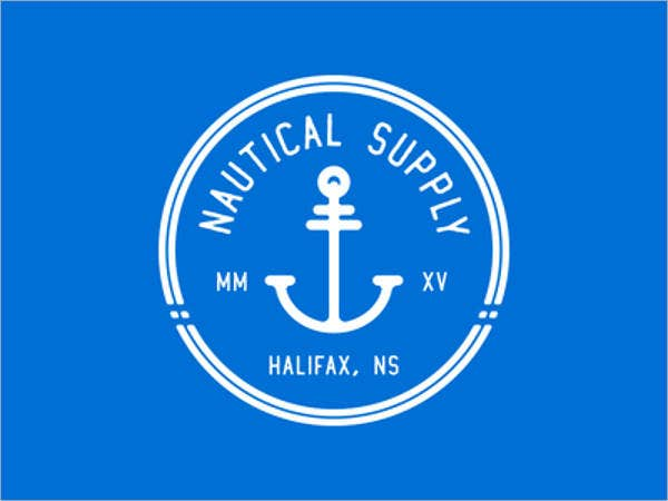 free nautical font