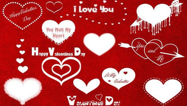 valentinesdaybrushes