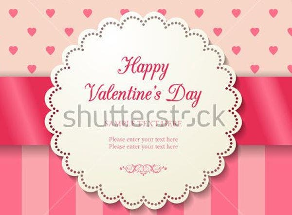 ValentineS Day Label Templates  Free Psd Ai Vector Eps Format
