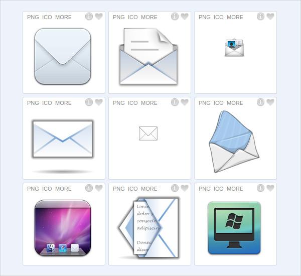 Email Desktop Icon
