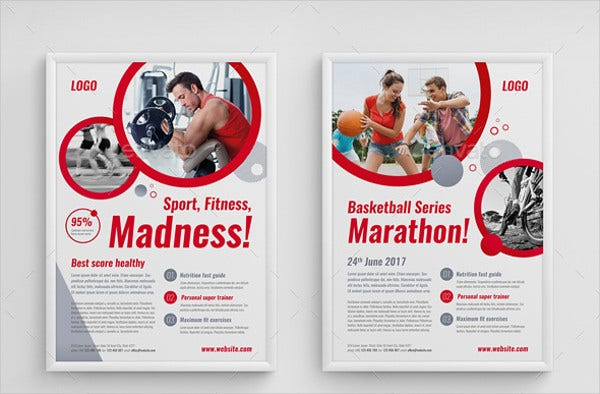 sports-fitness-flyer