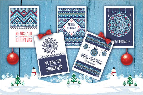 christmas collection gift card