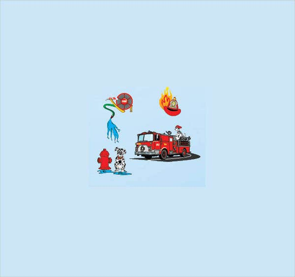 fire-truck-stickers