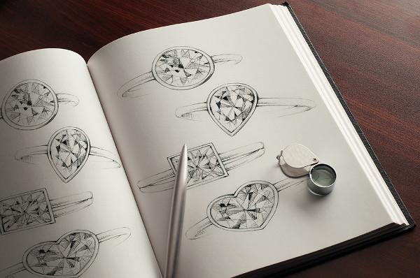 Branding Sketch Book Mockup
