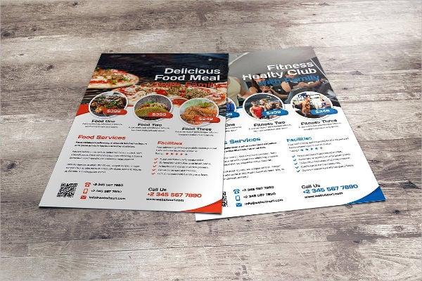 Multipurpose Flyer Designs