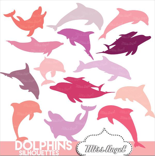 cute-dolphin-silhouette
