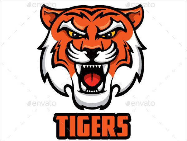 mascot-tiger-logo