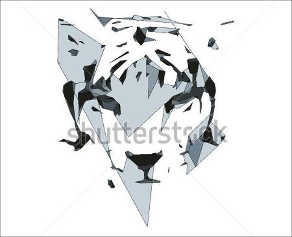 abstract-tiger-logo-vector
