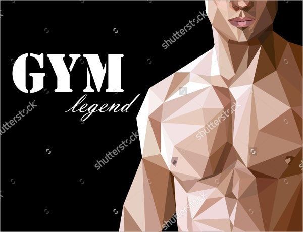Gym Promotion Flyer
