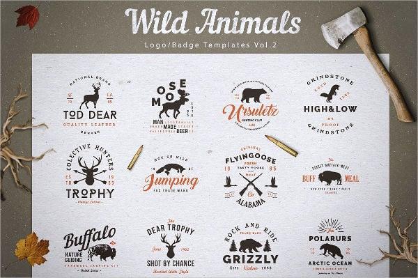 Wild Animal Logo