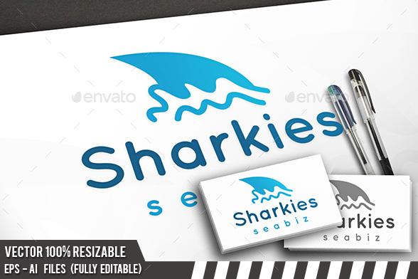 shark-fins-logo