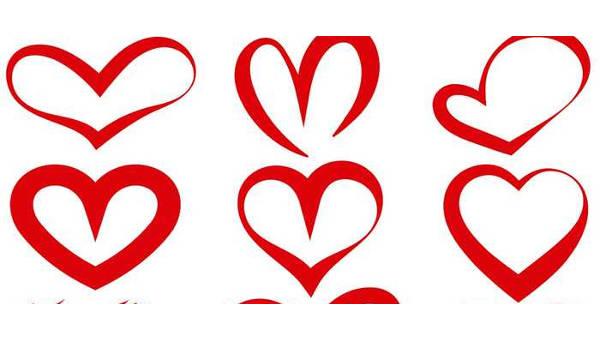 examplesofheartsilhouettes1