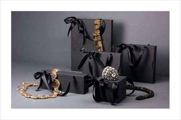 Luxury Jewelry Packaging