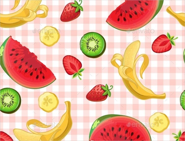 Delicious Fruit Patterns