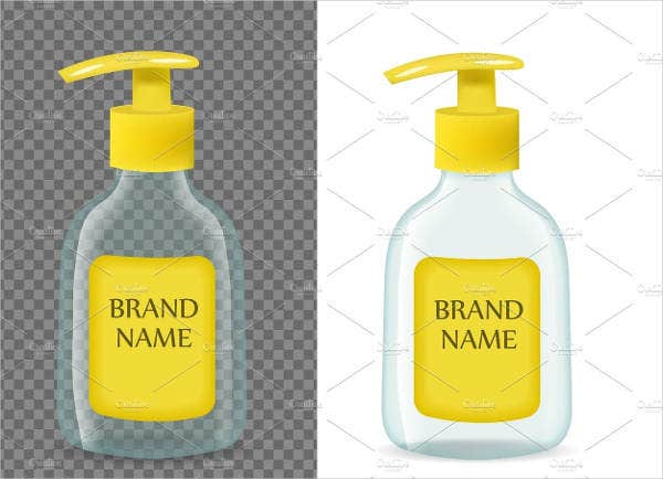 liquid-soap-realistic-packaging