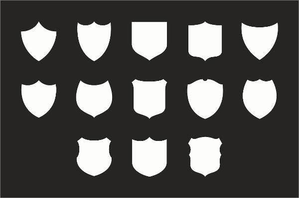 shield-shape-vector
