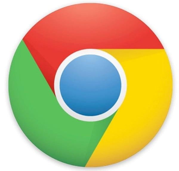 Free Google Chrome Logo