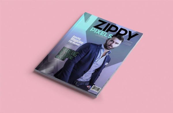 Photorealistic Magazine PSD Mockups