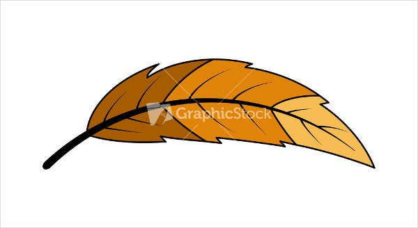 fall leaf vector2