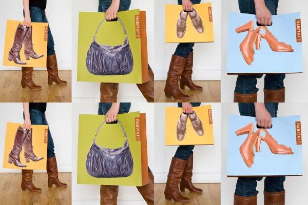 Modern Paper Bag Design