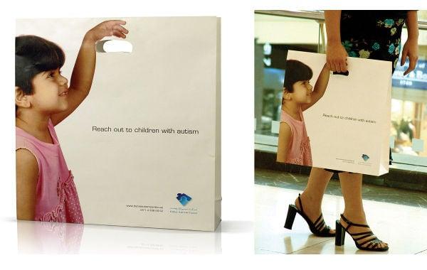 Funny Paper Bag Design