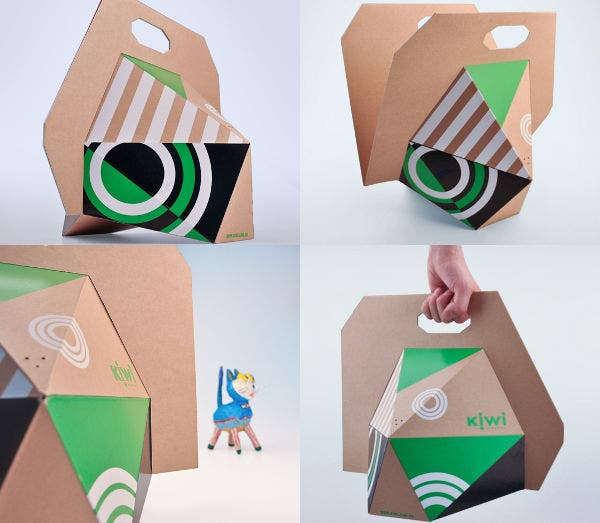 Awesome Paper Bag Design