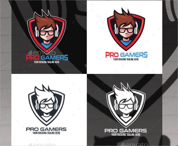 6 Gaming Logos Psd Png Vector Eps Free Premium Templates