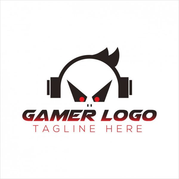 how to make a gaming logo