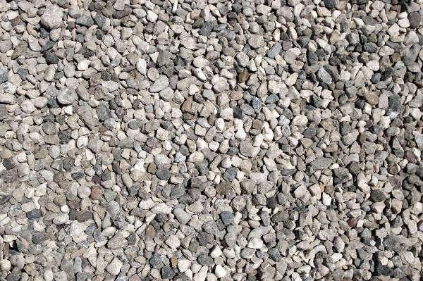 Road Pebbles Texture