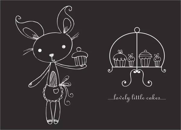 cupcake-sketch-vector