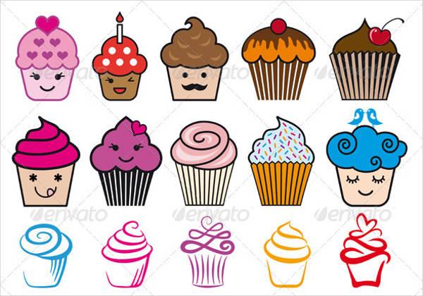 cupcake-vector-design