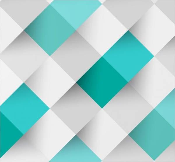 Free Vector Bathroom Mosaic Pattern