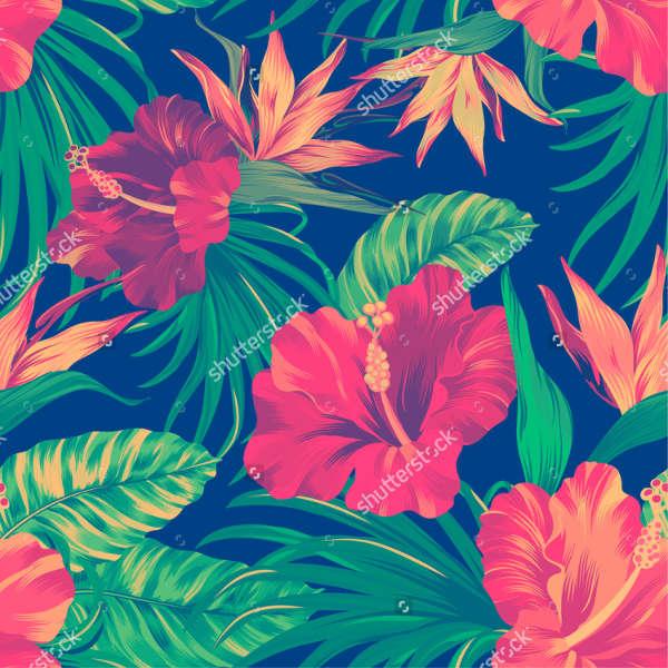 9+ Flower Patterns - Free PSD, EPS, JPG, Vector Format ...