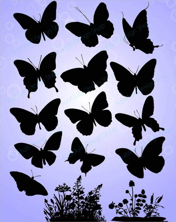 vector-butterfly-silhouette