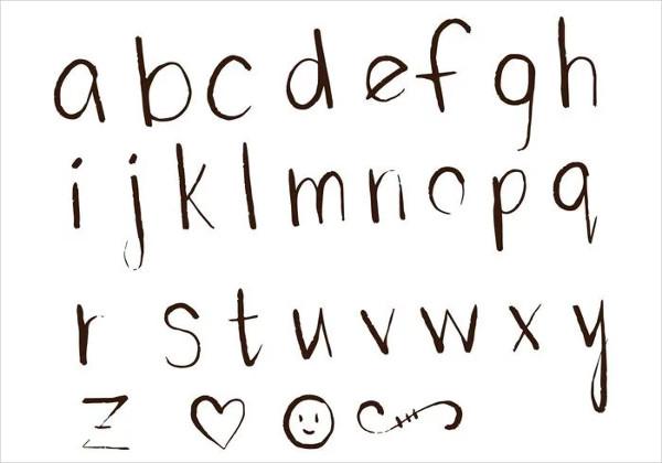 free printable alphabet letters