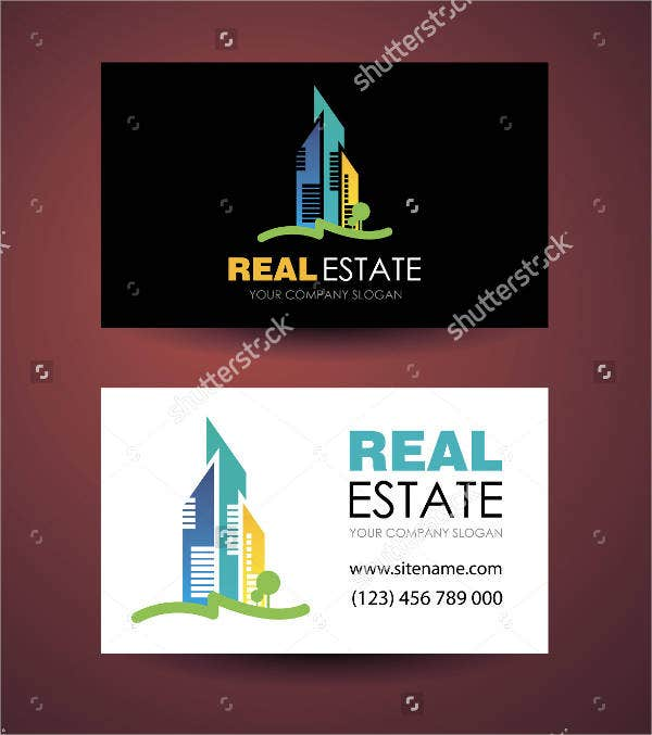 luxury-realtor-business-card