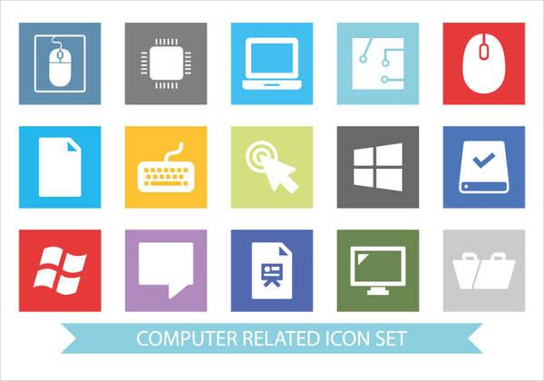 Free Flat Desktop Icons