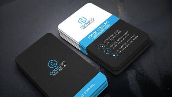 modernbusinesscard