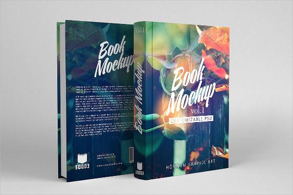 graphic book cover design