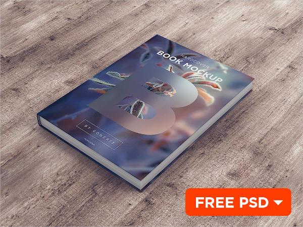elegant book cover design